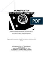 Manifesto Confederacionista