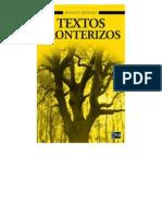 Quiroga Horacio Textos Fronterizos