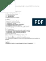 Consideraţii Privind Asigurarea Controlului Activităţii de Trezorerie La AMT Servicii Insolvenţă