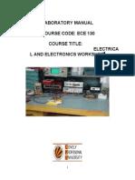 Lab Manual ECE