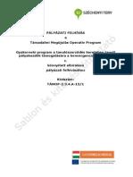TÁMOP Gyakornoki Program