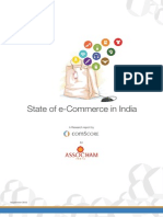 Comscore ASSOCHAM Report State of Ecommerce in India