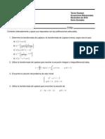 Ecuaciones Doris