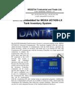 Dantis Embedded Datasheet en