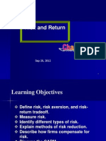 Measurement of Risk
