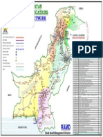 National Highways and Road Network Pakistan