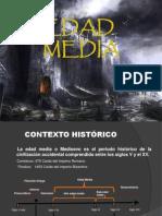Edad Media - Patristica - Escolastica