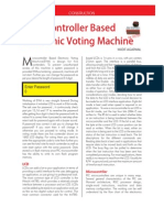 Voting Machine (Con)