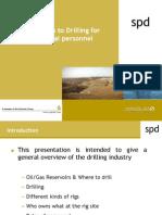 Drilling Presentation - Basics