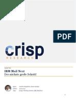 IBM Mail Next - Der nächste große Schritt!