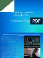 Georginas Media Evaluation 2