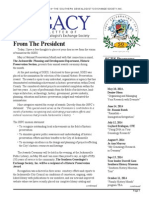 Legacy Newsletter - April 2014