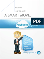Paybooks Payroll Brochures
