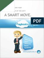 Paybooks Payroll Brochures