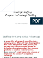 Strategic Staffing Slides