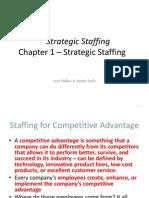 Strategic Staffing Slides