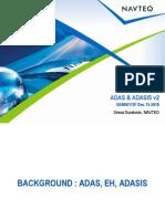 Genivi - ADASIS v2 Introduction - F2F_20101215MS_April2011