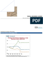 Small Business Loans - Move Over Banks, The Non Bank Lenders Have Arrived