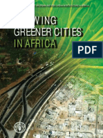 Growing Greener Cities in Africa - FAO