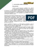 Distributia Produselor – Caracteristicile Canalelor de Distributie