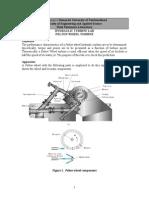 Pelton Turbine