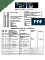 Programme Euclid 2014