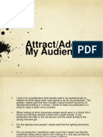 Address Audiences