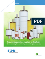 Eaton Vacuum Interruption (EVI) Technology_BR_03_2013