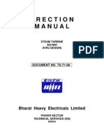 500 MW Turbine Erection Manual Full