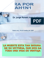 Ira h1n1 Dr Arce