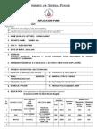 Employee App Form(Asst)