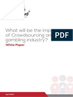 GamCrowd Whitepaper on Gambling and Crowdsourcing