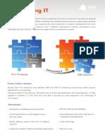 EXE Software Outsourcing Brochure