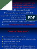1-Prezentare Curs Baby Sitter Si Bolnavi La Domiciliu