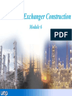 Air Cooler Exchanger Construction