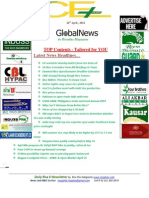 24th April,2014 Daily Global Rice E-Newsletter by Riceplus Magazine