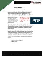 RoHS White Paper