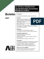 Boletin2007 Libre