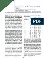 Abnormal Calcium Homeostasis and Mitochondrial Polarization in a Human Encephalomyopathy