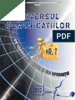 Universul Comunicatiilor Nr 7