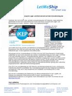 LetMeShip Auf Dem IKEP Innovationstag