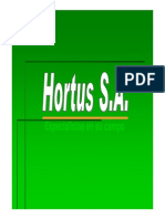 Present Ac i on Hortus