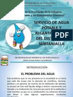 Distribución y Redes de Agua Potable [Autoguardado]