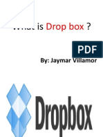 What is drop box?