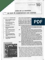Capítulo 10 - Contabilidad de Costos - De Horngren