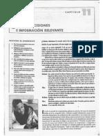 Capítulo 11 - Contabilidad de Costos - De Horngren