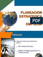 Planeacion Estrategica en La Empresa