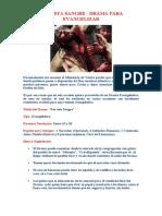 Drama Evangelistico Por Esta Sangre