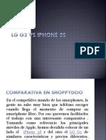 LG G2 vs iPhone 5S
