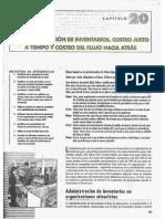 Capítulo 20 - Contabilidad de Costos - De Horngren